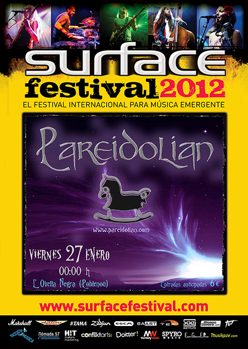 Surface Festival 2012